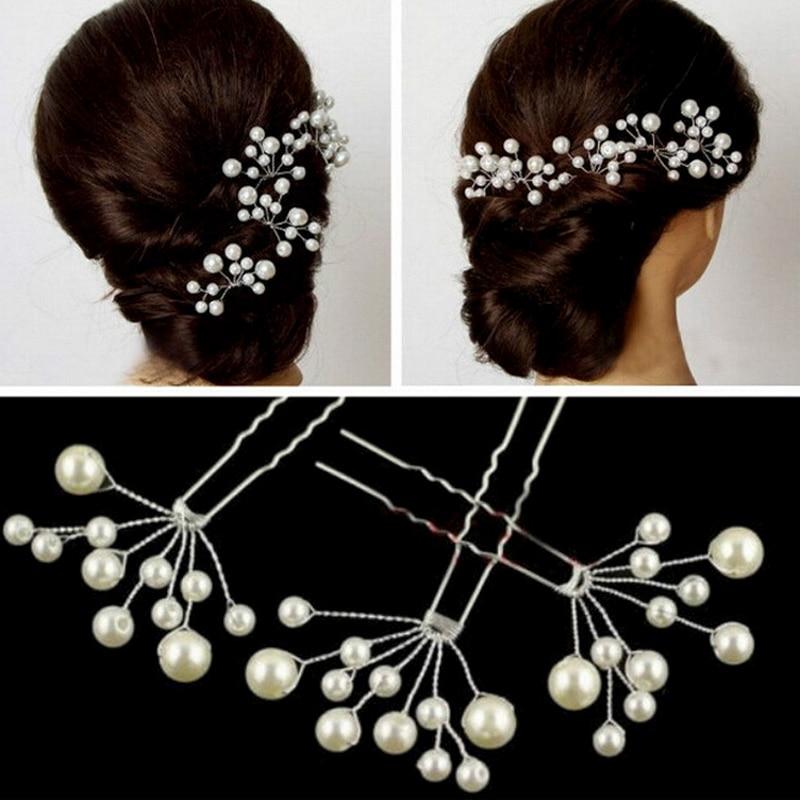 Hot Flower Crystal Hair Clips Women Fashion Styles Hairpin Fashion Trendy Wedding Bridal Pearl Hair Pins Bridesmaid Jewelry 1PC нивелир ada 6d maxliner