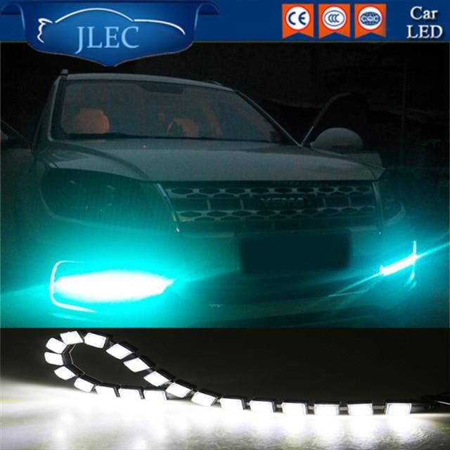 Car styling flexible led daytime running lights 12v 6789101214 car styling flexible led daytime running lights 12v 6789 mozeypictures Choice Image