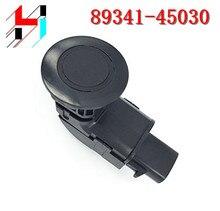 PDC Parking Sensor Car Reversing Sensor OEM 89341-45030-A0 89341-45030 For Toyota Sienna Black White Sivery