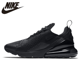 huge selection of 35bec f2c7e Air Max 270 180 Running Shoes Sport Outdoor Sneakers All Black—Free Shipping