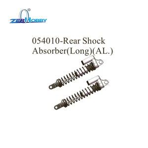 Image 4 - Hsp amortisseur, pièces de rechange en aluminium pour voiture de course, hsp 1/5 buggy sans balais 94059 (pièce n ° 054009, 054010)