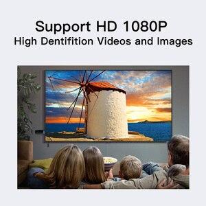 Image 4 - Ggmm mini tv vara android hdmi dongle hd 1080 p sem fio wifi dongle exibição miracast 5g airplay dlna de alta velocidade para youtube ios