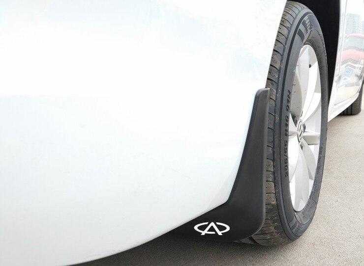 Используется для Защитные чехлы для сидений, сшитые специально для chery QQ6 QQ3 QQ Брызговики стайлинга автомобилей крыло брызговики - Цвет: 13-17   new QQ