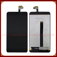 For UMI Super LCD Display With Touch Screen Digitizer Assembly Black White Free Shipping
