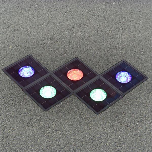 Solar Power 3 LED Light Buried Lamp (10)