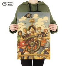 One Piece Q Style Kids Poster 51.5x36cm
