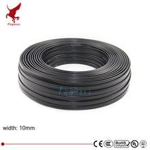 8 м 200 В-240 В огнезащитных Тип нагревательного кабеля w = 10 мм Self регламентацию температура воды защита труб крыши антиобледенительная нагревательный кабель