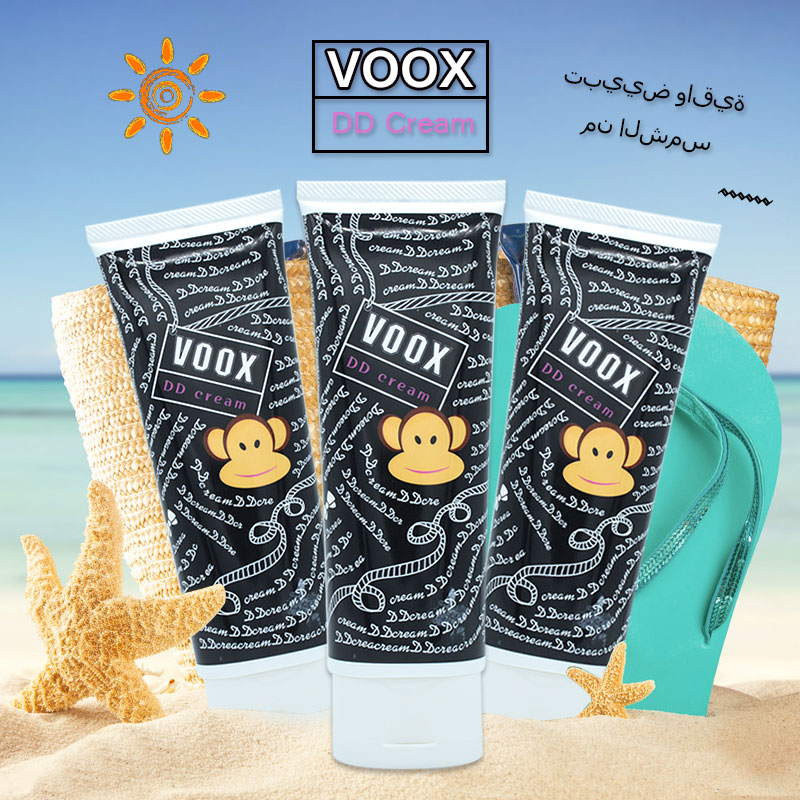 Wholesale factory price Thailand VOOX DD CREAM WHITENING BODY LOTION TIPPED FOR PRETTY WHITE AUTHENTIC Instant whitening cream