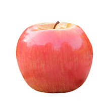 Aimecor Happy Home Furnishing Artificial Red Apple Plastic