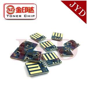 Image 4 - JYD 45K Universal chip de restablecimiento de Tóner para MS811 MS812 MX710 MX711 MX810 MX811 MX812 recarga de cartuchos de tóner de reinicio