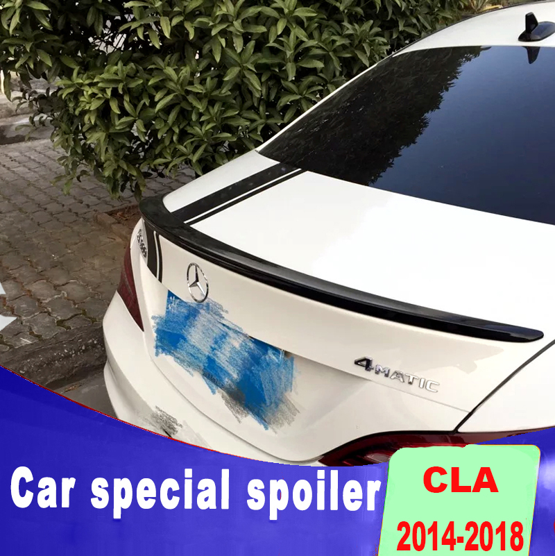 Aileron de coffre arrière de haute qualité pour benz CLA W117 CLA200 CLA220 CAL260 de 2013 à 2018 + - 4