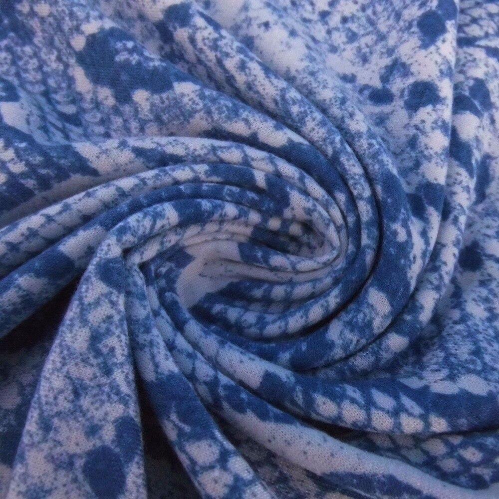 01ff422cbb 2018 wąż skóry pasek drukowane modne ubranie polar tkaniny do szycia  koszula spodnie sukienka spódnica skarpetki 341A tekstylne 165 CM   100 CM  w 2018 wąż ...