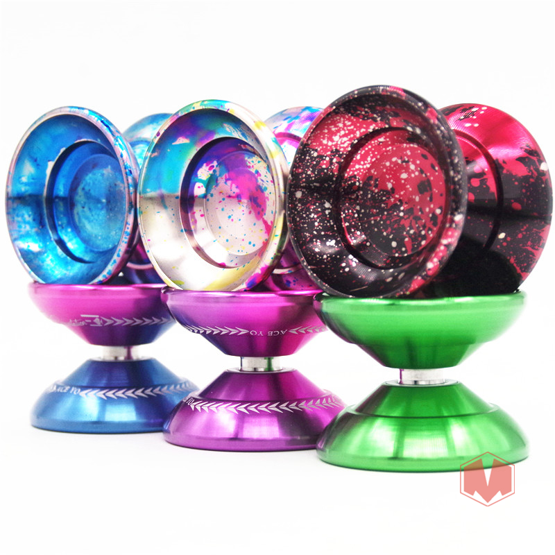 ACEYO YOYO gravitation2 yo-yo different colors professional sports yo - yo Metal ball best gift for Christmas day new arrive yoyo factory aliyo yo yo 11 different colors professional sports yo yo metal ball best gift for christmas day