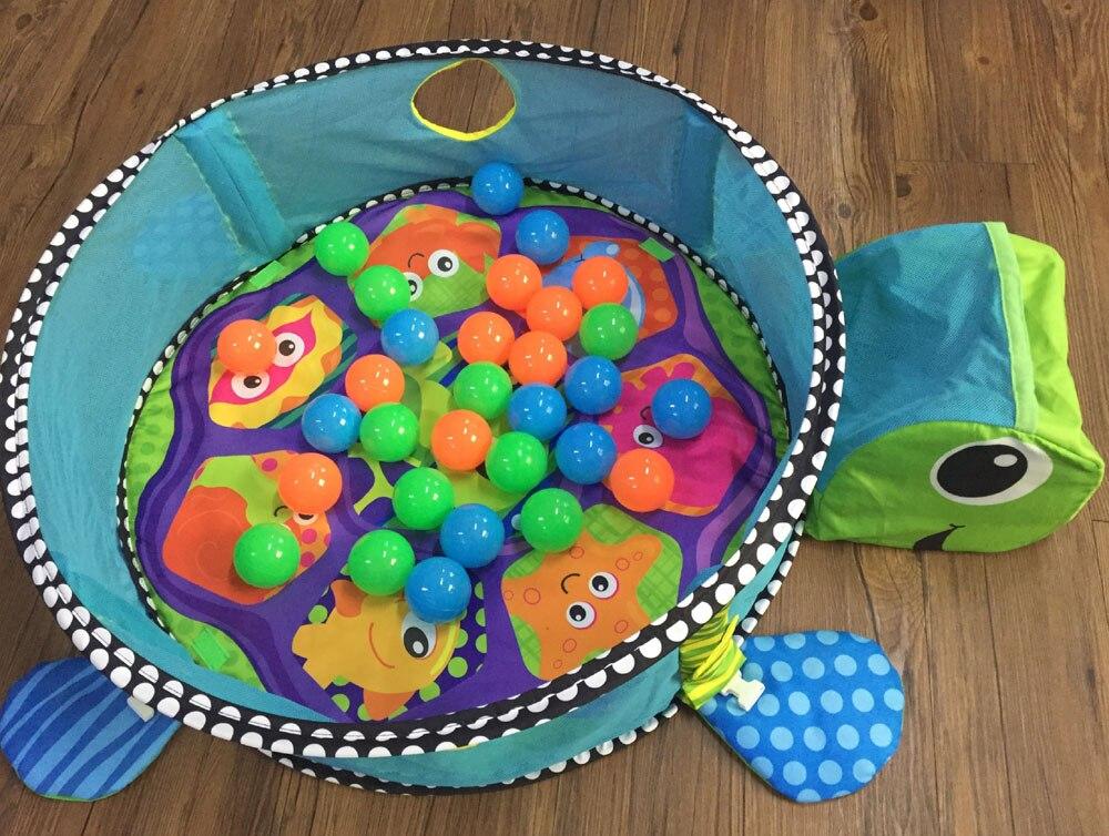 net suporte 3-em-1 bola marinha piscina cerca