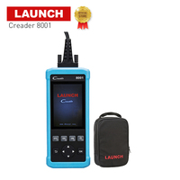 Launch AirBag Scan Tool CReader 8001 Auto Diagnositic Tools With ABS,SRS system EPB Oil reset Print data via PC CR 8001 scanner