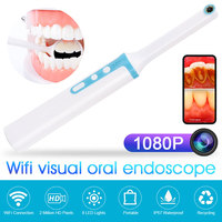 Oral Cavity Endoscope Intraoral Camera System Convenient Odontoscope Wireless Tooth 300Mbps Mini Video 1080P