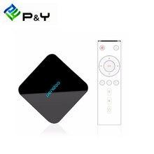 Caixa de TV Android X10 Pro S912 Pendoo 3G 32G Set Top Box Android Com Preço Promocional Android 7.1 os Tv Box Set Top Box