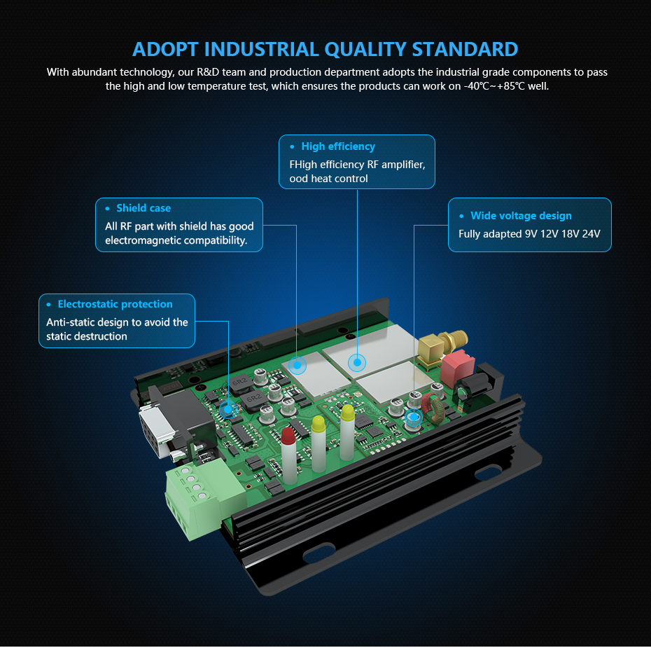 E34-DTU-2G4H27 500mW 2.4GHz Wireless Transceiver (5)