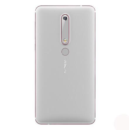 Nokia 6 2018 deuxième génération 2th TA 1054 4G 64G Android 7 Snapdragon 630 Octa core 5.5 ''FHD 16.0MP 3000 mAh téléphone Mobile - 6