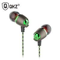 Earphone Magnetic In Ear Earphone Noise Cancelling Headsets DJ QKZ DM11 In Ear Earphones HiFi Ear