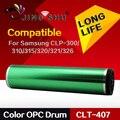 Alta qualidade clt-r407 clt-r409 409 407 tambor opc para samsung clp300 CLP310 CLP320 CLX3185 CLP 315 300 310 320 325 CLX 3175