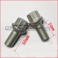 "16PCS M14x1.5 OEM0009904907 wheel bolt Hex2/3"" for the wheel/rims of Benz c series"