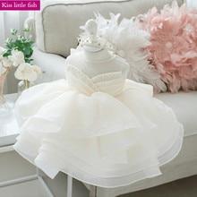 ; Новинка года; высококачественные свадебные и Вечерние Платья с цветочным узором для девочек; Vestido daminha