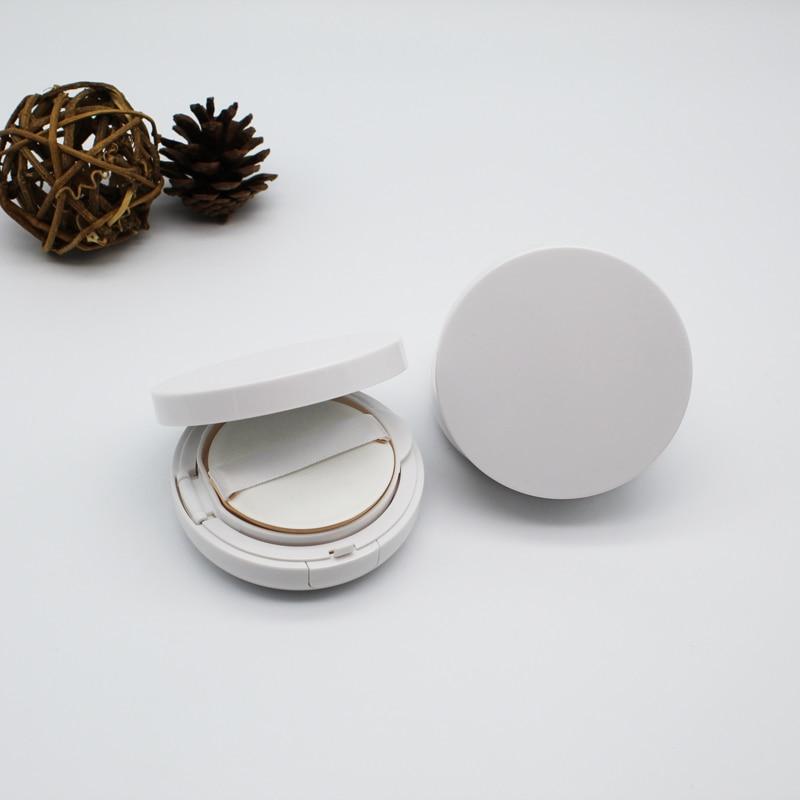 2/10/20pcs Empty Cosmetic Makeup Plastic DIY BB CC Cream Air Cushion Box Containers Foundation Refillable Bottles & Sponge Puff chanel 5ml cc cc cream