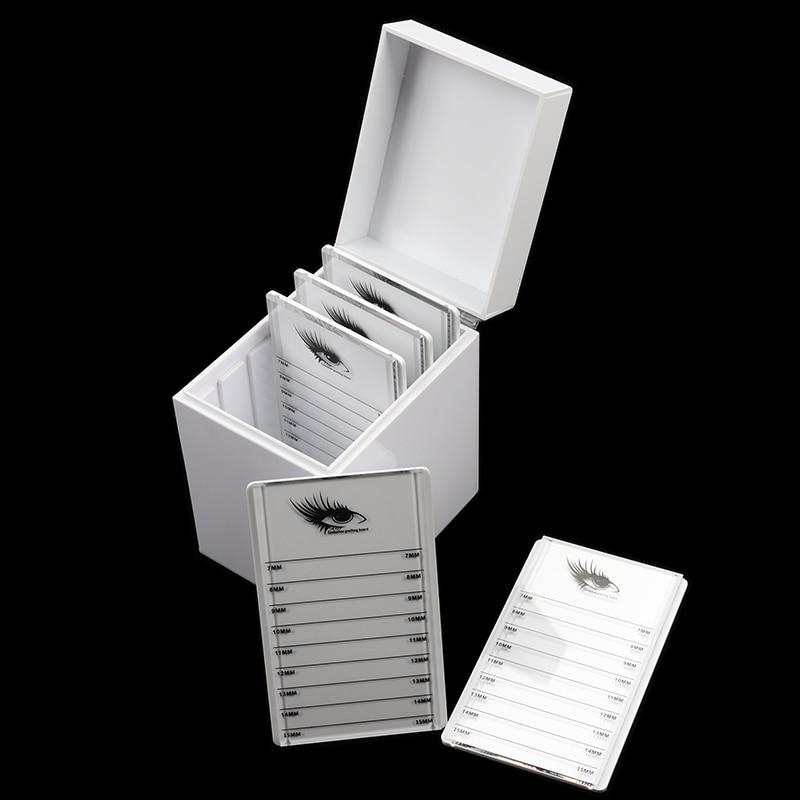 Display Stand Organizer Box 5 Layers Lashes Eyelashes Glue Pallet Eyelash Extension Eyelash Storage Box