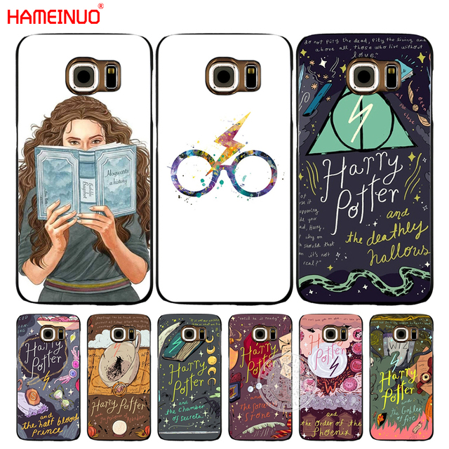 e5888adfb HAMEINUO harry potter hallow quotes cell phone case cover for Samsung  Galaxy S7 edge PLUS S8 S6 S5 S4 S3 MINI