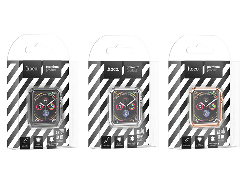 HOCO Plating Case for Apple Watch 36