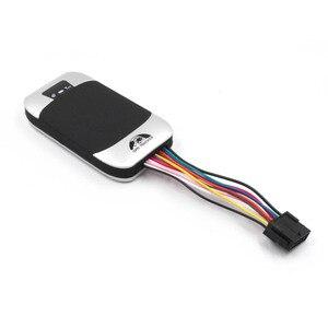 Image 2 - Tk303f Coban سيارة تعقب GPS303F رباعية الفرقة في الوقت الحقيقي جهاز تحديد المواقع GSM جهاز تتبع بنظام خدمة الحزمة العامة الراديوية (GPRS) تتبع الجغرافية سياج SMS مع خريطة جوجل