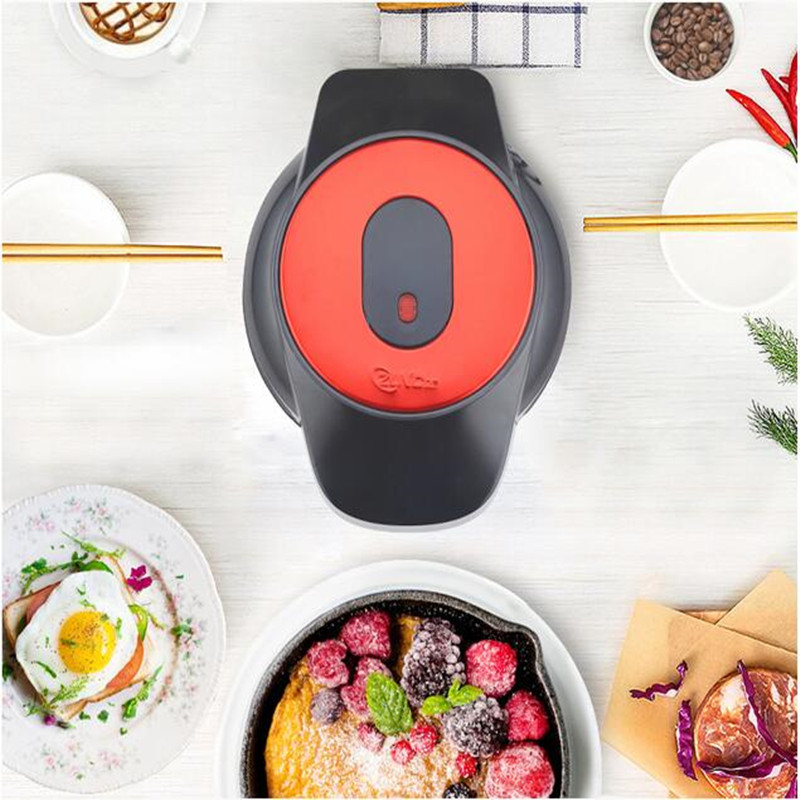 220V Household Multi Electric Waffle Cake Donut Maker Machine Non-stick Crepe Pancake Baker Machine EU/AU/UK Plug 110v 220v commercial electric round waffle cake machine non stick 16pcs muffin cake maker eu au uk us plug high quality