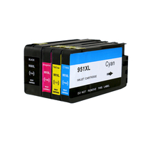 LuoCai compatible ink cartridges For HP950 For HP 950 XL 951XL Officejet pro 8100 8610 8620 8630 8600 8625 printers cartridge 10 pack ink cartridge for compatible hp 950xl 951xl officejet pro 8600 8610 8620 8625 8630