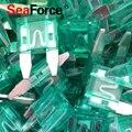 SeaForce 20 UNIDS Con La Alta Calidad Min Coche Fusible 30A Fusible Automático Cuchilla Mínima 12 V SF-MINI20-30A