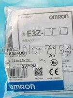 Envío gratis 10 unids/lote E3Z D81 interruptor fotoeléctrico
