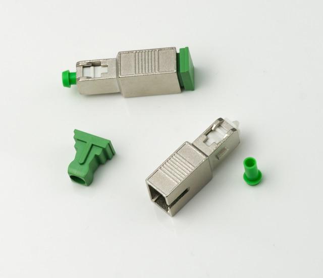 5 pièces/sac SC APC femelle à mâle 5dB atténuateur à fibers optiques SC APC femelle mâle atténuateur à fibers optiques livraison gratuite