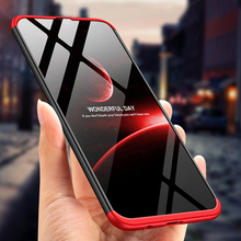 For Samsung Galaxy M30 M20 M10 case 3-in-1 Hard PC 360 Full Protective Case For Samsung A50 A30 A70 A60 A40 A20 A10 Cover Case