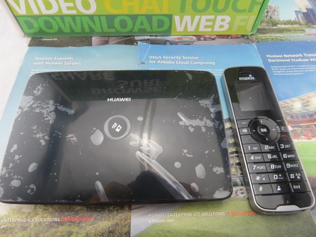 Produtos Huawei portátil 3 G Wifi Router Huawei B686