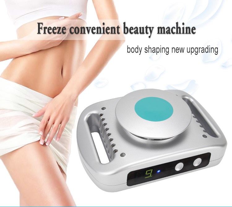 Newest CryoPad Mini Fat Freezing Slimming Machine Small Freeze Pads Cooling Pad For Body Effective Personal