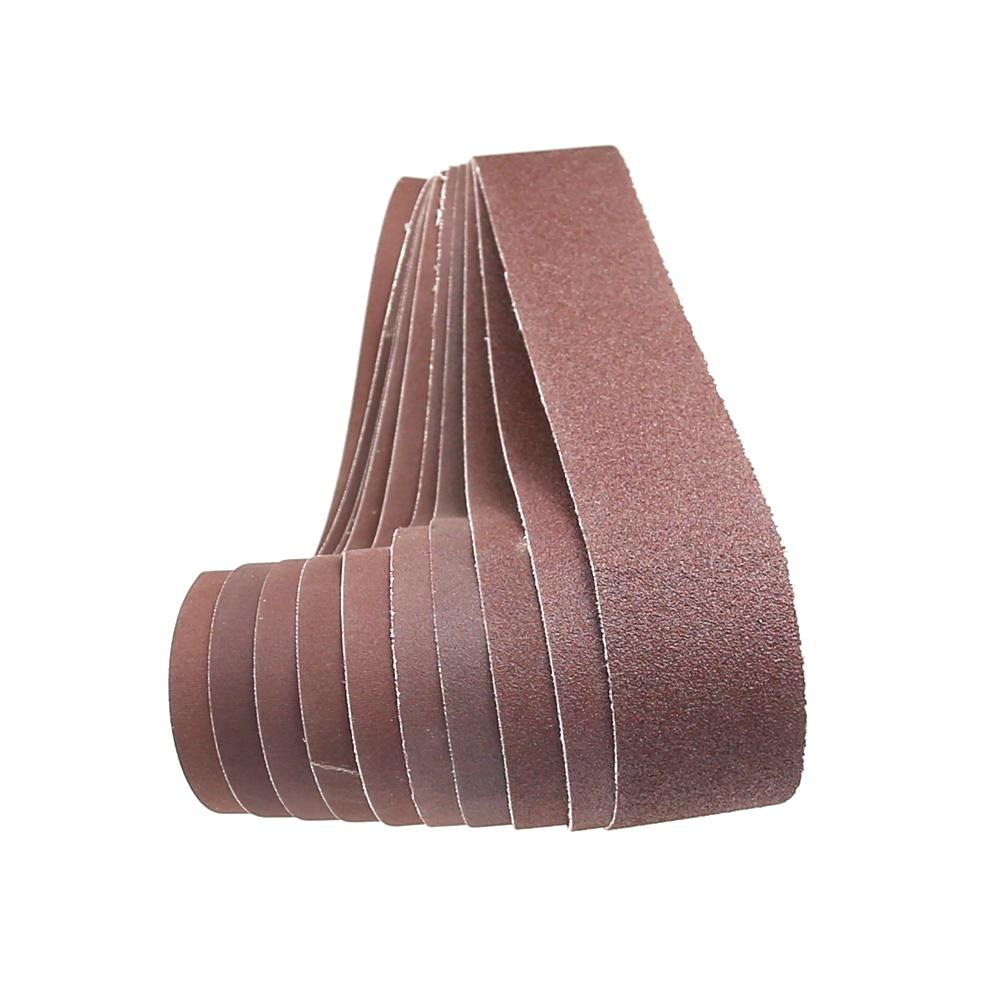 1 Piece 686*50mm Abrasive Belt Sanding Band For Wood Soft Metal Polishing