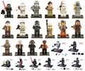 Star Wars 7 La Fuerza Despierta Despierta Finn Rey Kylo Ren La Fuerza Jedi Mini Bloques de Construcción Juguetes de Los Ladrillos