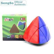 цена на ShengShou Mastermorphix 2x2x2 Magic Cube Rice Dumpling 2x2 Cubo Magico Professional Neo Speed Cube Puzzle Antistress Fidget Toys