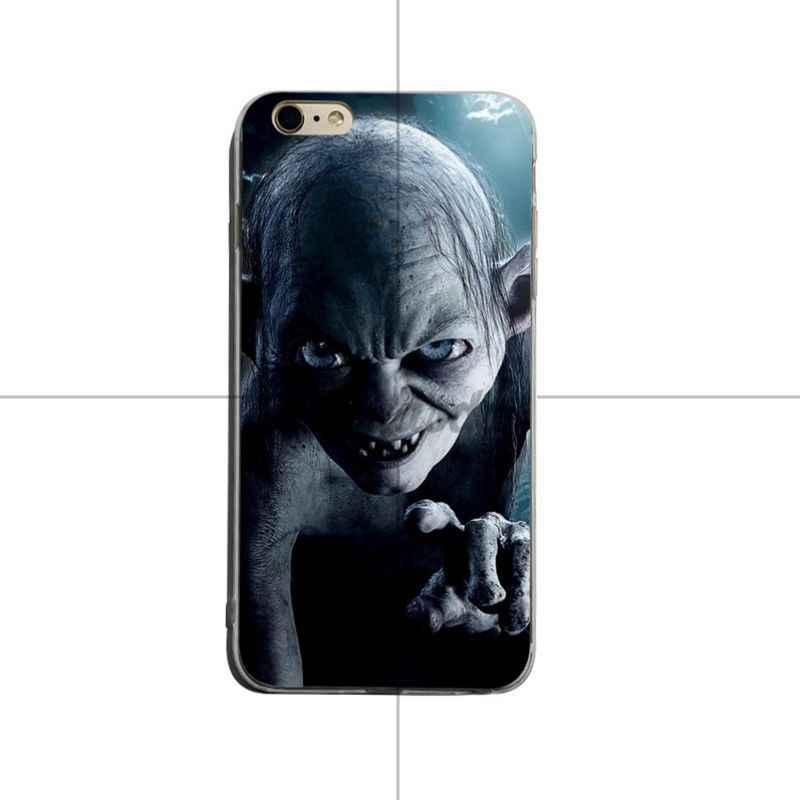 Yinuoda władca pierścieni film tapety miękkie pokrywa silikonowa etui na iPhone 8 8plus 7 7plus 6s 6 plus max X XS XR