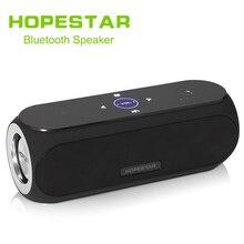 HOPESTAR H19 Portable Wireless Bluetooth Speaker waterproof Loudspeaker Outdoor Bass Effect Power Bank Subwoofer TV sound bar