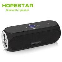 HOPESTAR H19 Portable Wireless Bluetooth Speaker Waterproof Loudspeaker Outdoor Bass Effect Power Bank Subwoofer TV Sound