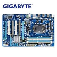 LGA1156 DDR3 Gigabyte GA P55 S3 100% Original Motherboard 16G H55 P55 S3 P55 S3 Desktop Mainboard Systemboard Used Mother board