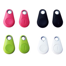 2018 New Anti lost alarm Smart Tag Wireless Bluetooth Tracker Child Bag Wallet Key Finder Locator