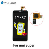 Original 5 5 Highscreen For Umi Super LCD Display Touch Screen F 550028X2N C LCD Screen