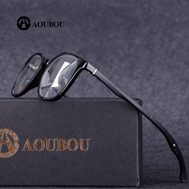 intelligent Multifocal automatic Change the focal length Multifunction progressive Reading glasses ajustable lesebrille AB927